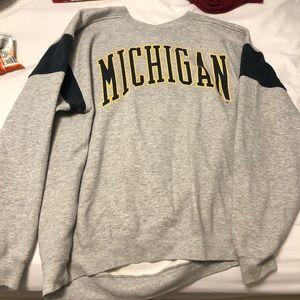 Michigan Wolverines Crewneck